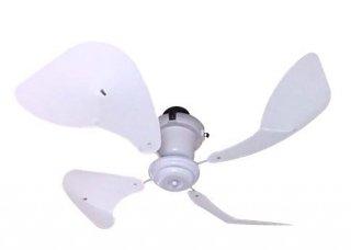 <トーカイデザイン > 日本製 エコエコファン ロータリー式 4枚羽 エアコン風よけ&省エネ対策 天井埋込型エアコン用 アネモ用