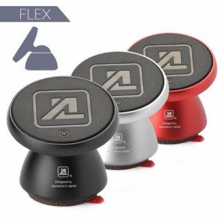 alumania アルマニア スマホホルダー MAGBASEシリーズ FLEX ブラスト仕上げ(ショット)アルマイト iPhoneホルダー