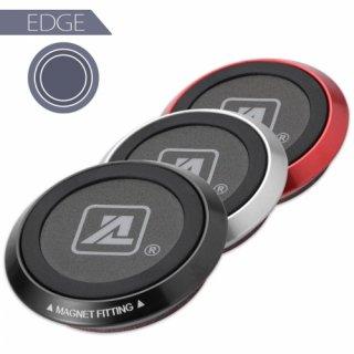 alumania アルマニア スマホホルダー MAGBASEシリーズ EDGE グロス仕上げ(艶あり)アルマイト  iPhoneホルダー