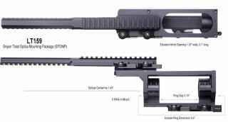 S.T.O.M.P. (Sniper Total Optical Mounting Package) LT-STOMP  LT159