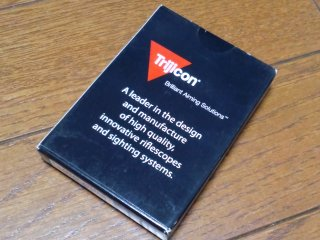 Trijicon card