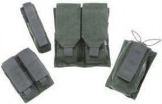 Camelbak Delta 5 Accessory Pouch Kit, Foliage Green