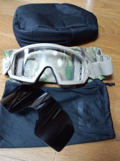 Smith Optics Elite Outside the Wire (OTW) Goggles TANカラー