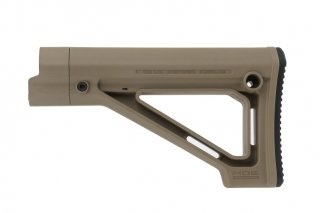 MOE Fixed Carbine Stock Mil-Spec FDE
