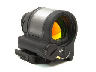 Trijicon: SRS02 Sealed Reflex Sight 1.75 MOA Red Dot