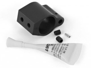 Daniel Defense AR-15/M4 MK12 Low Profile Gas Block, 0.750 Inch