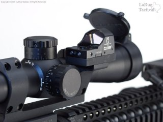 LaRue Tactical J-Point / Dr. Optics / FastFire Attachment LT137 ラルー製ミニドットマウント