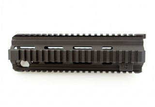 HK 416, MR556 Free Floating Standard Length Quad Rail