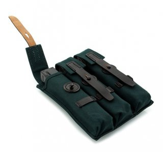 MP5 30 Round Mag Pouch- 3 Straight Mags