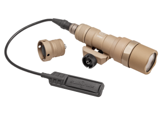 M300B Mini Scout Light® Rail-Mountable LED WeaponLight ミニスカウトライト TAN