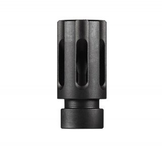 新古品:Daniel Defense AR-15 Flash Suppressor, 1/2-28 Thread for .223/5.56