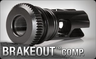 AAC BRAKEOUT 2 Compensator.223