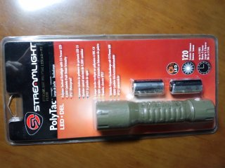 Streamlight PolyTac LED COYOTE