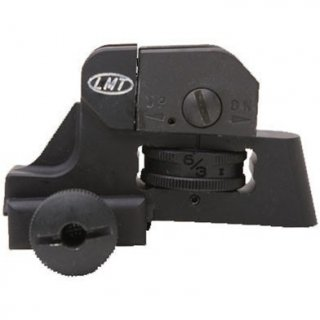 LMT-Lewis Machine & Tool Tactical Adjustable Rear Sight