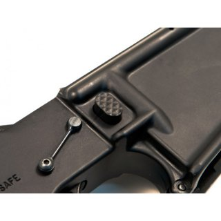 Seekins Precision Billet Mag Release - Black