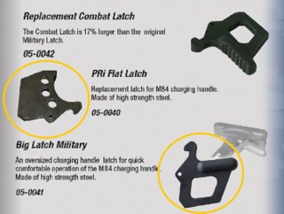 PRI製-Military Big Latch