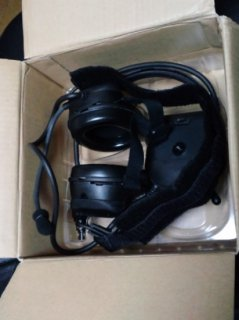 官給品 Racal Acoustics Headsets, Handsets, and Press-to-Talk (PTT) Systems