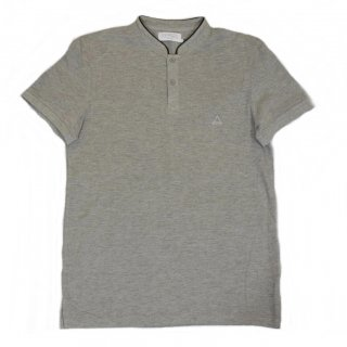 <img class='new_mark_img1' src='https://img.shop-pro.jp/img/new/icons3.gif' style='border:none;display:inline;margin:0px;padding:0px;width:auto;' />ELEVEN PARIS NO COLLAR POLOSHIRTS (イレブンパリ ノーカラー ポロシャツ)
