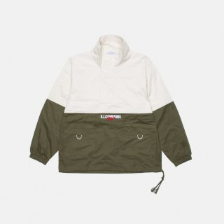 <img class='new_mark_img1' src='https://img.shop-pro.jp/img/new/icons3.gif' style='border:none;display:inline;margin:0px;padding:0px;width:auto;' />ILLCOMMONS RAD ANORAK JACKET(イルコモンズ ラッド アノラックジャケット)