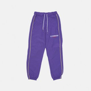 <img class='new_mark_img1' src='//img.shop-pro.jp/img/new/icons3.gif' style='border:none;display:inline;margin:0px;padding:0px;width:auto;' />ILLCOMMONS SPORTS NYLON PANTS PURPLE(イルコモンズ スポーツ ナイロンパンツ パープル)