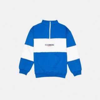 <img class='new_mark_img1' src='https://img.shop-pro.jp/img/new/icons7.gif' style='border:none;display:inline;margin:0px;padding:0px;width:auto;' />ILLCOMMONS SPORTS HALFZIP SWEAT (イルコモンズ スポーツハーフジップスウェット)