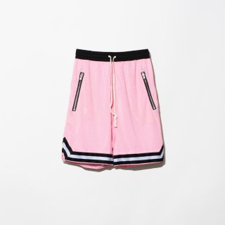 <img class='new_mark_img1' src='https://img.shop-pro.jp/img/new/icons3.gif' style='border:none;display:inline;margin:0px;padding:0px;width:auto;' />ILLCOMMONS BASKET SHORTS PINK (イルコモンズ バスケットショーツ ピンク)