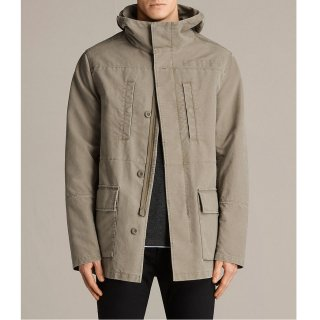 <img class='new_mark_img1' src='https://img.shop-pro.jp/img/new/icons3.gif' style='border:none;display:inline;margin:0px;padding:0px;width:auto;' />ALL SAINTS MILITARY HOOD JACKET(オールセインツ ミリタリーフードジャケット)
