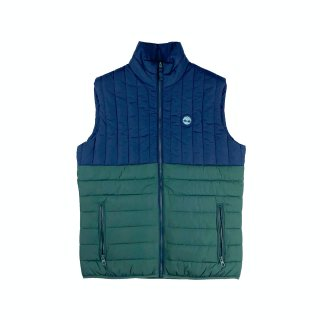<img class='new_mark_img1' src='https://img.shop-pro.jp/img/new/icons3.gif' style='border:none;display:inline;margin:0px;padding:0px;width:auto;' />TIMBERLAND 2TONE DOWNVEST(ティンバーランド 2トーン ダウンベスト)