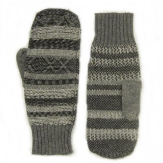 <img class='new_mark_img1' src='//img.shop-pro.jp/img/new/icons3.gif' style='border:none;display:inline;margin:0px;padding:0px;width:auto;' />ALLSAINTS KNIT GLOVE (オールセインツ 総柄 ニットミトングローブ 手袋)