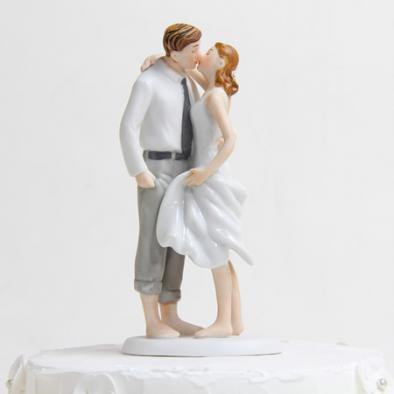 Cli'O mariage (クリオマリアージュ)<br>ケーキトッパー ロマンチック編 ビーチウエディング<br>ottei01550