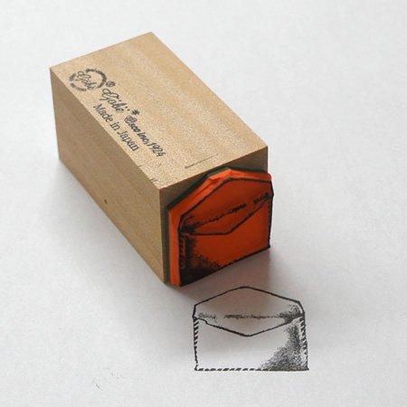 gobe (ゴービー)<br>開いた封筒スタンプ<br>ottei01582