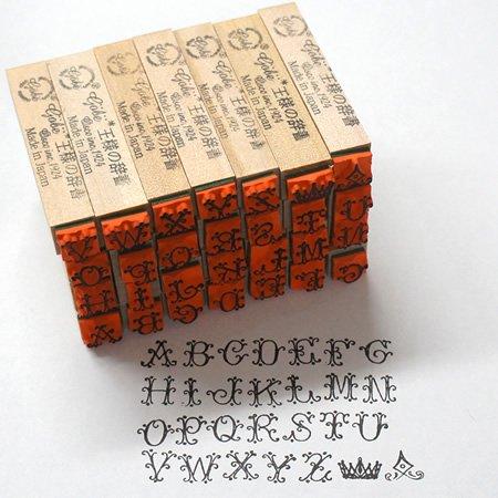 gobe (ゴービー)<br>王様の辞書スタンプセット (28本セット)<br>ottei01592