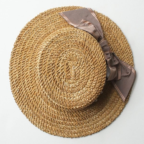 CA4LA (カシラ)<br>HISTORY 60 (No.TMT02436)<br>フィレンツェストローカンカン帽<br>htei00030