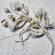 atelier Re-tour (アトリエルトア)<br>20200529-2 / la fleur blanche ヘッドドレス (B) 【一点物】<br>aotei00673