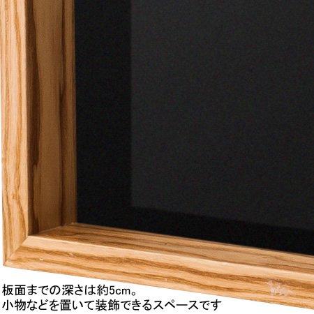 MERCROS (メルクロス)<br>ウッドフレーム黒板仕様 B2<br>ottei01508