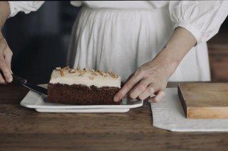 CARROT CAKE video