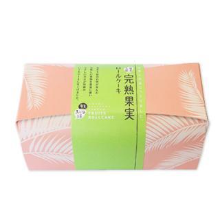 完熟果実ロールケーキ(タンカン)