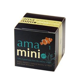 amamini黒糖胡麻クッキー
