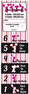 【受講日の前日17時まで】Cheer Up Studio チケット 6枚