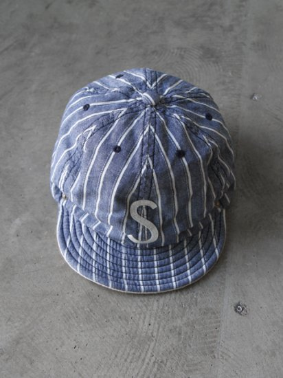 "<img class='new_mark_img1' src='https://img.shop-pro.jp/img/new/icons13.gif' style='border:none;display:inline;margin:0px;padding:0px;width:auto;' />DECHO ""BALL CAP -STRIPE"""