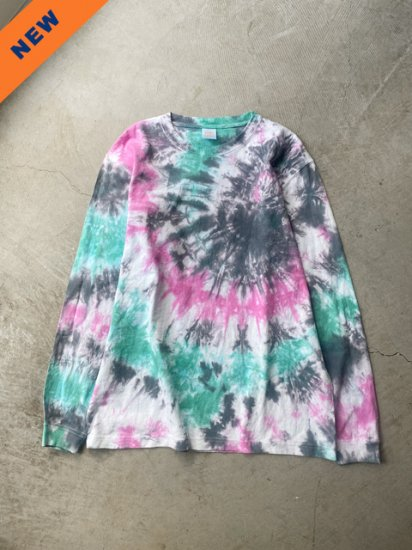 "Pii-day ""THE WAVE L/S(GREY/PINK/TEAL)"""