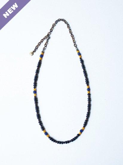 """MEL """"2way Necklace(BLACK)"""""""
