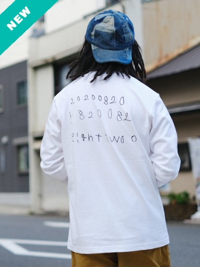 """Pii-day """"eight two o L/S Tee"""""""