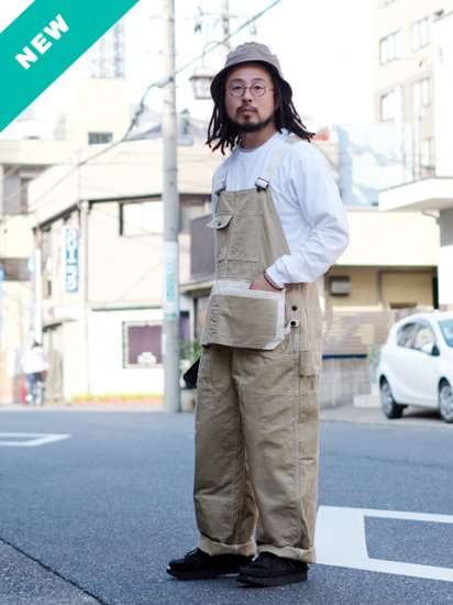 Mr Clean×WEST'S VINTAGE OVERALL