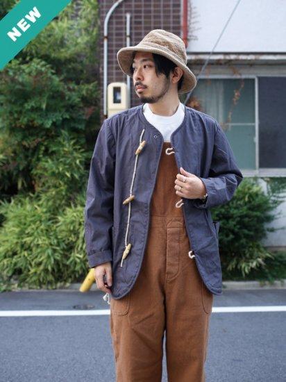 "norbit by Hiroshi Nozawa ""PROBAN DUFFEL ROUND COLLAR JACKET"""