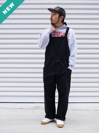 "HATSKI ""Katsuragi Selvedge Overall """