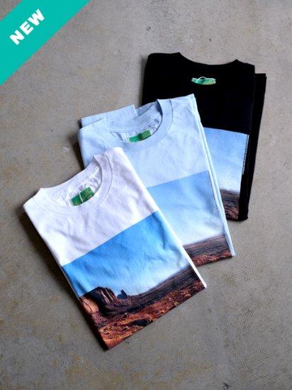 """WESTOVERALLS """"ARIZONA PHOTO L/S TEE(3colors)"""""""