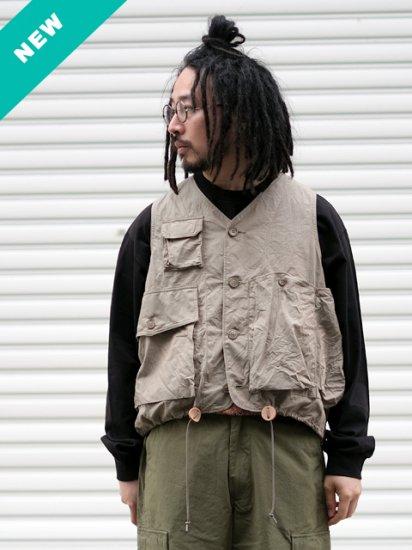 "Another 20th Century ""River Runs Vest(2colors)"""