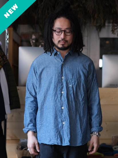 """Another 20th Century """"ArtworkII Vintage Chambray"""""""