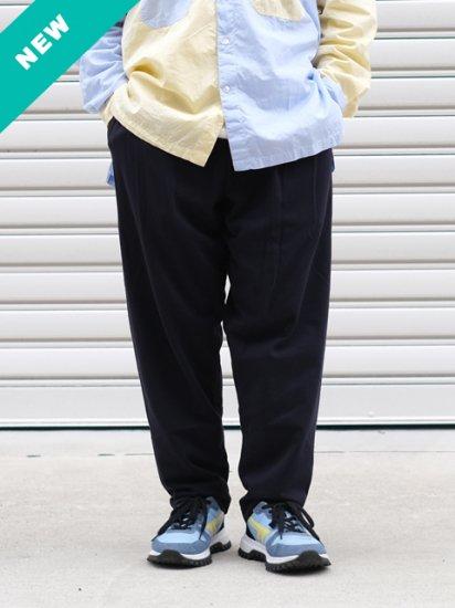 """ARTE POVERA """"ミニ裏毛2タックパンツ"""""""
